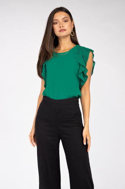 Balance Sheet top in Green