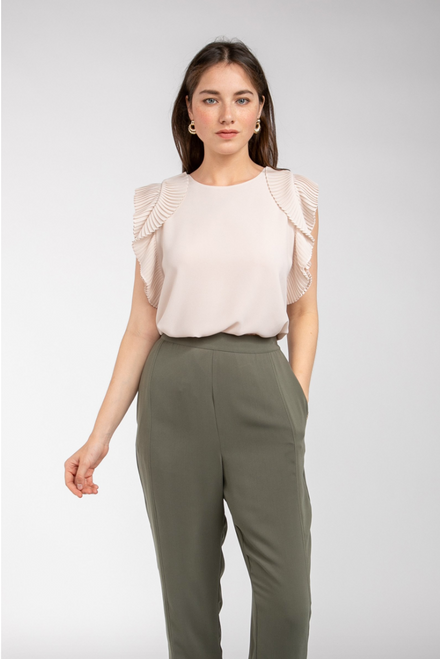 Balance Sheet top in Cream