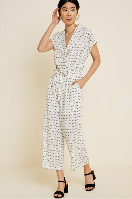Moonshot Wide Leg Jumpsuit