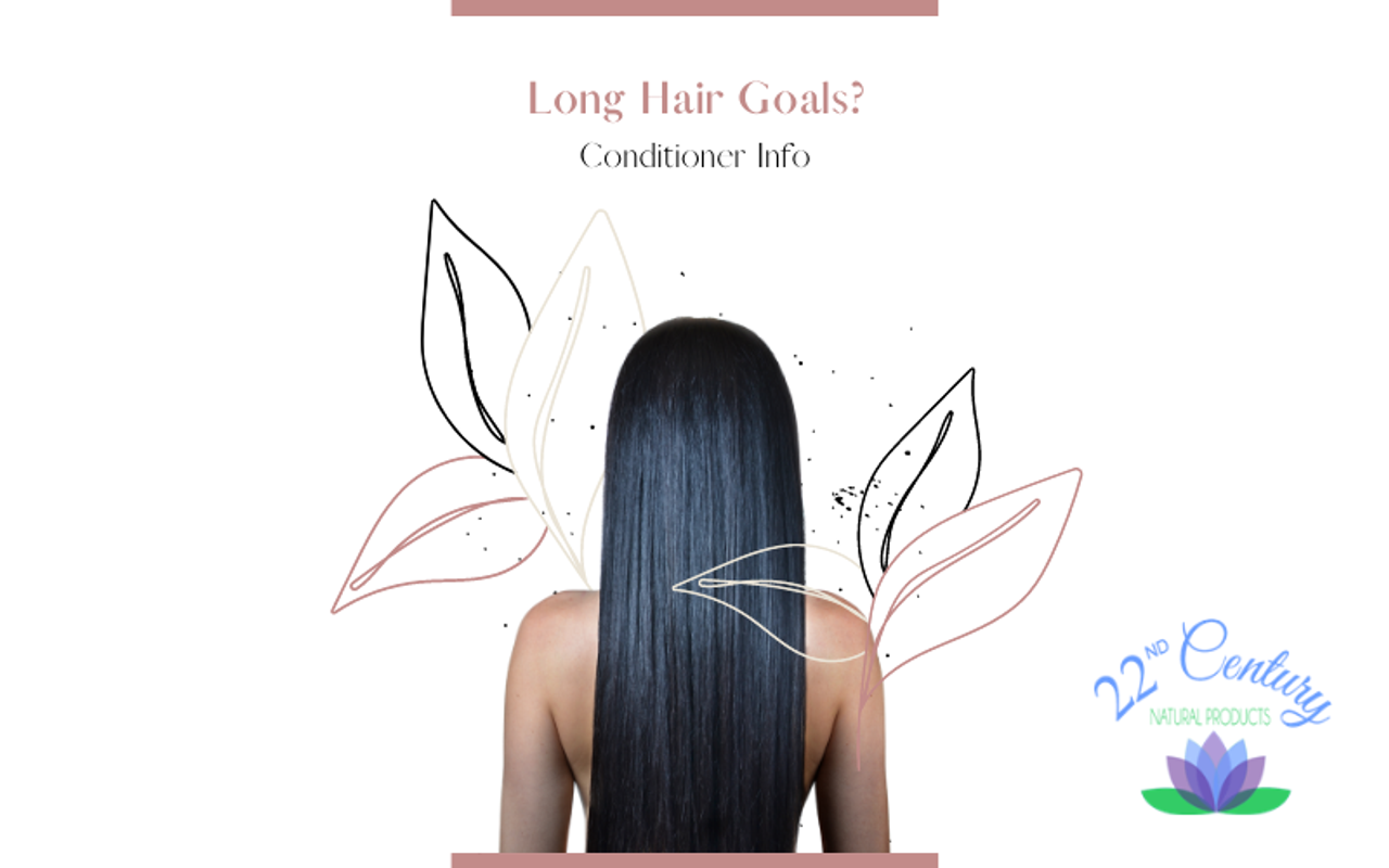 Natural Hair Care - Conditioning the Hair