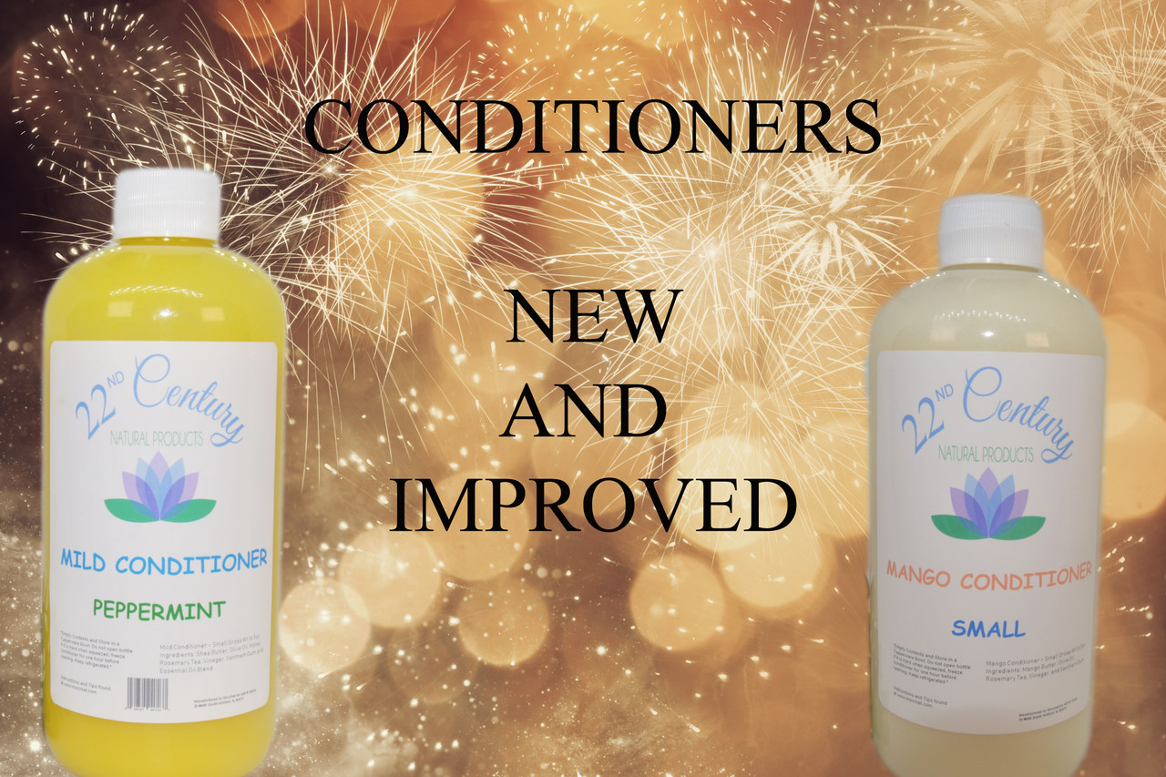 NEW AND IMPROVED CONDITIONER