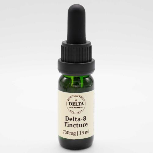 Delta 8 Tincture - 750mg