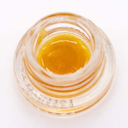 Delta-8 Live Resin Sauce - Super Sour Space Candy - 1g