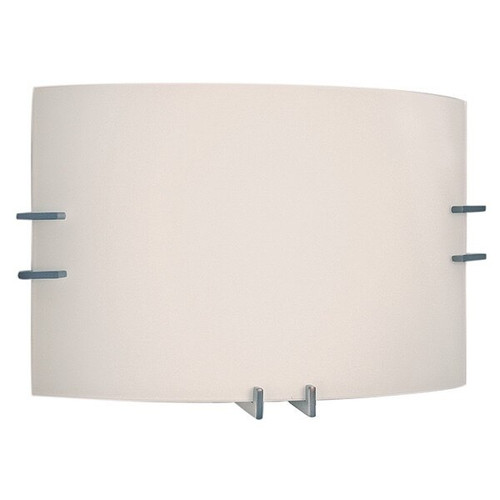 curve glass wall sconce