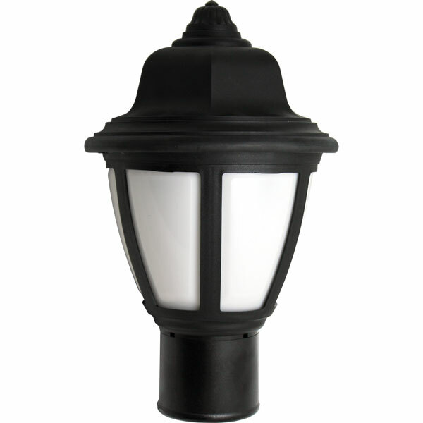 Incon 84315 Post Top Light American Made