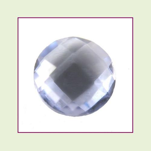 CZZ213 - 5mm Round Crystal - Lavender
