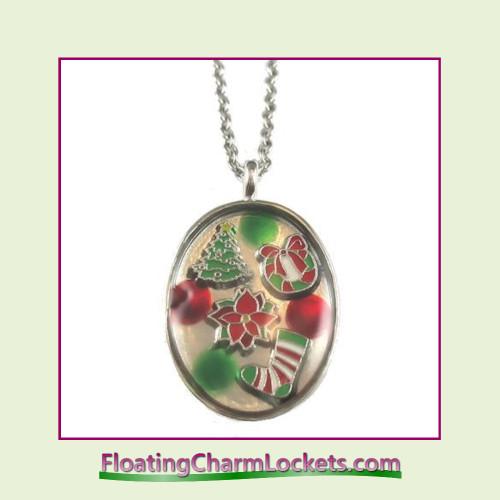 FCL Designs Limited Edition Handmade Christmas Pendant