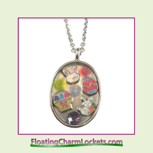 FCL Designs Limited Edition Handmade Easter Pendant