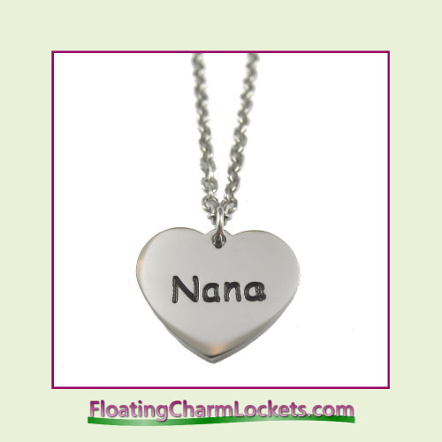 Stainless Steel Necklace - Nana