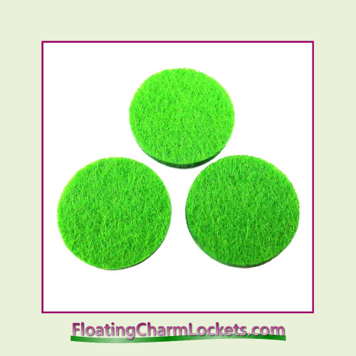 Fiber Pads for Aromatherapy Diffuser Locket