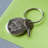 Love You Lots Like Jelly Tots Keyring