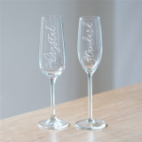 Personalised 'Prosecco Queen' Glass