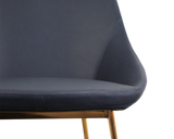 Set of 2 Camilla Dining Chairs - Blue
