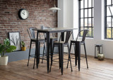 Grafton Table and Set of Stools