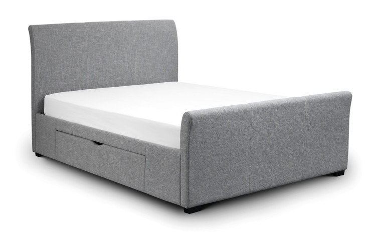 Capri Bed with Drawers