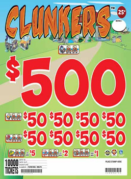 CLUNKERS 38 1/500 25 10000