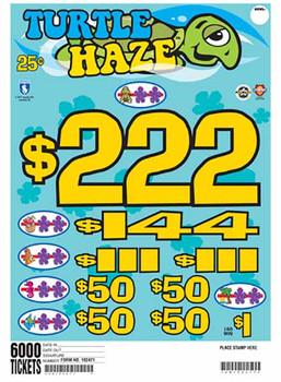 TURTLE HAZE 36 1/222 25 6000