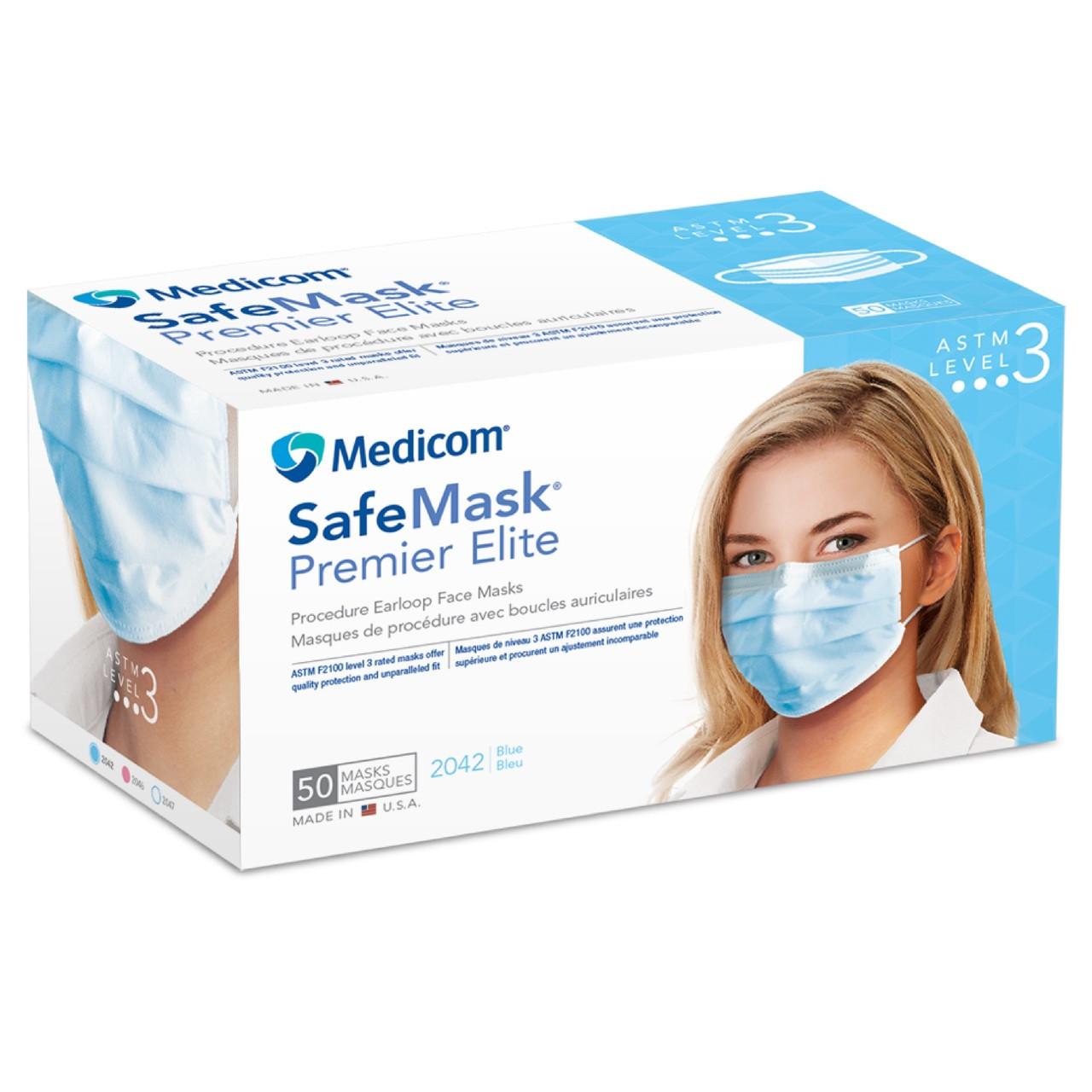 masks medical surgical level 2