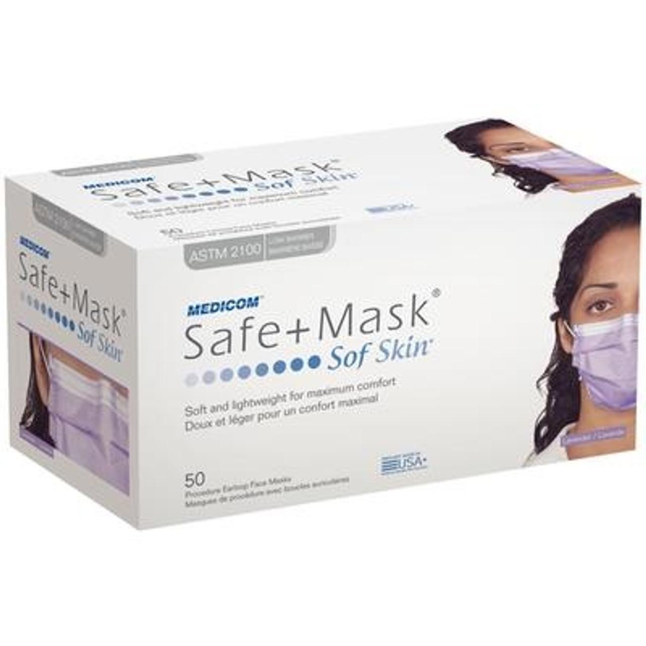 medicom surgical mask level 3