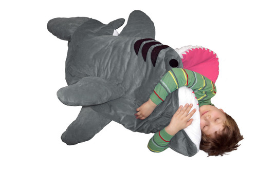 New Chumbuddy 3 Jr Great White Shark Sleeping Bag Edition