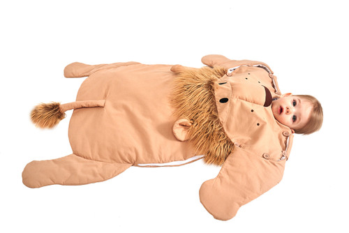 Baby Lion Sleeping Bag