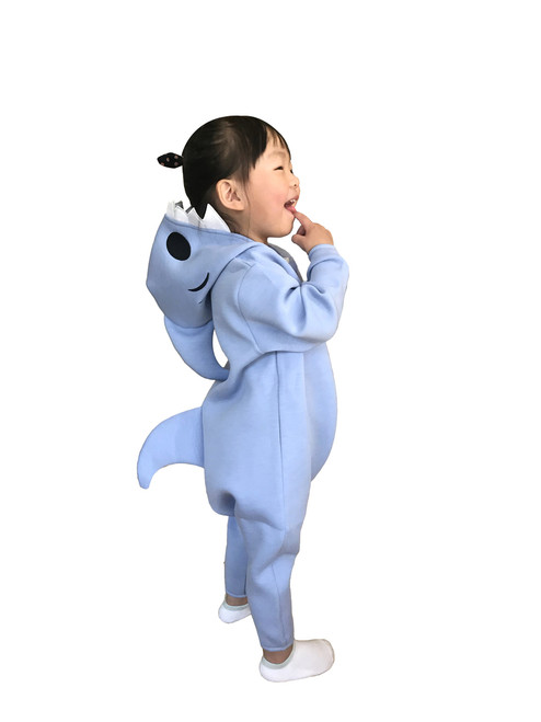 Animal Style Baby Shark Suit