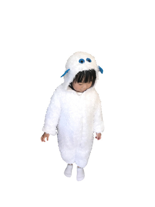 Animal Style Baby Yeti Onesie Suit