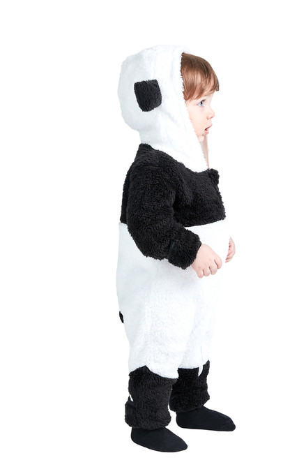 Animal Style Baby Panda Onesie Suit