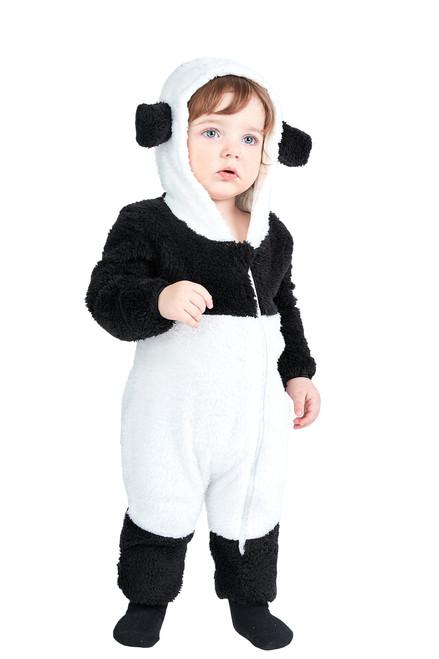 Animal Style Baby Panda Onesie Suit