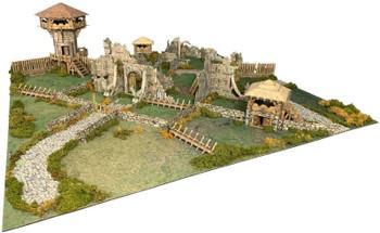 Battle Systems Fantasy Terrain Battlefield Core Set