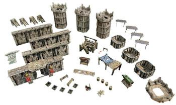 Battle Systems Fantasy Terrain Citadel Core Set