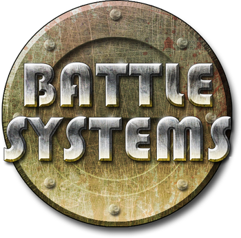 Battle Systems Terrain Brown Plastic Terrain Clips
