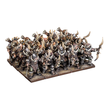 Kings of War Northern Alliance Pack Hunters Regiment