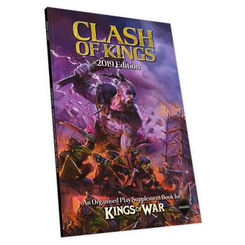 Kings of War Clash of Kings 2019 - OOP