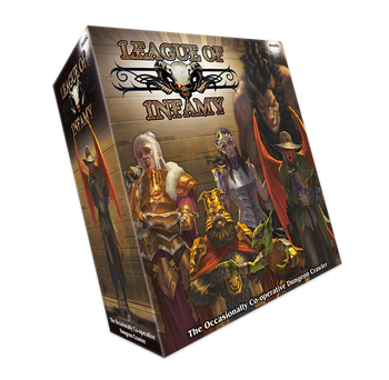 League of Infamy Core Game