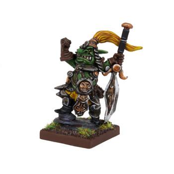 Kings of War Goblins King