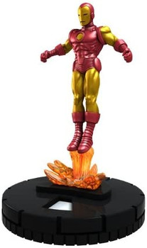 HeroClix Marvel Ironman 3 Booster Pack