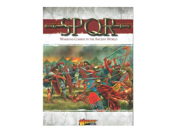 SPQR: Warband Combat in the Ancient World
