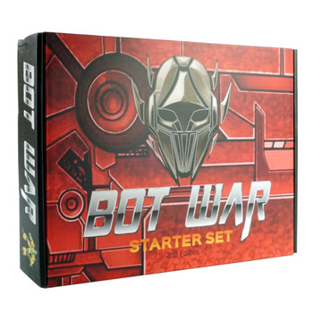 Bot War 2nd Edition Core Game