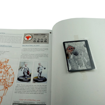 Rackham AT-43 Operation Frostbite Campaign Book - Pre-owned