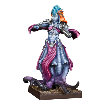Kings of War Trident Realm Siren