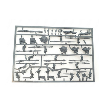 Kings of War Northern Alliance Clansmen Regiment - Out of Box
