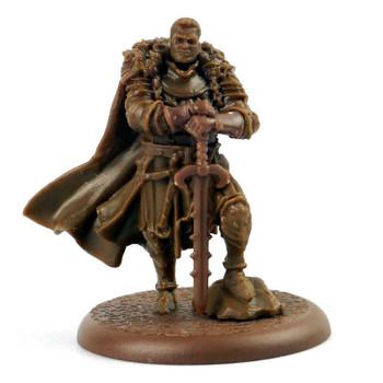 ASOIAF Kickstarter Alt Sculpt Dreadfort Captain