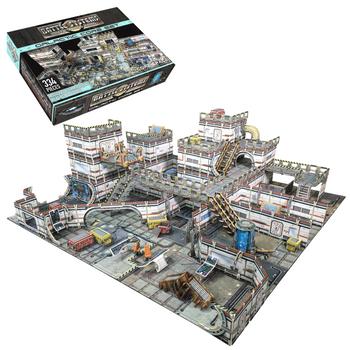 Battle Systems Scifi Terrain Galactic Core Set - Backorder