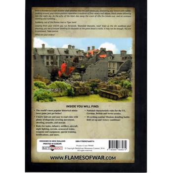 Flames of War: 1939-41 & 1944-45 Rulebook