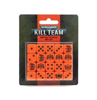 40k Kill Team Adeptus Astartes Dice Set