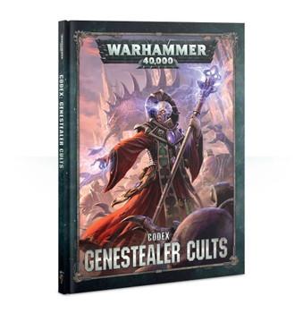 40k Codex: Genestealer Cults (8th)
