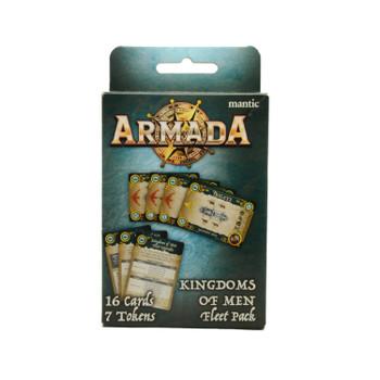 Armada Kingdoms of Men Card Pack