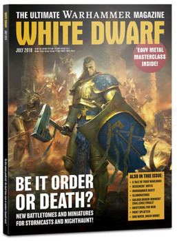 White Dwarf July 2018 - Pre-owned