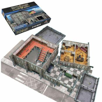 Battle Systems Art Deco High-Rise - Urban Apocalypse Terrain - Backord